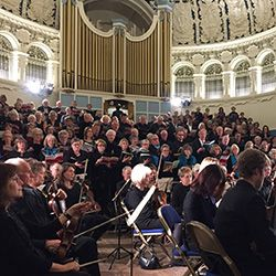 Oxford Orpheus Concert – A Musical Spectacle in Aid of Christ Church Cathedral School's Chorister Outreach Programme