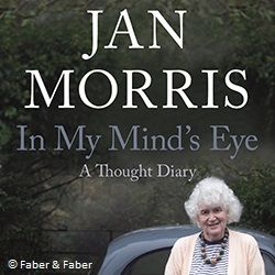 In My Mind's Eye – a New Book by CCCS' Former Pupil & Chorister Jan Morris